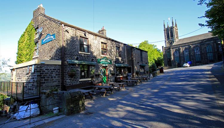 Church Inn and Saddleworth Brewery