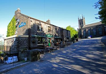Church Inn and Saddleworth Brewery