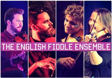 Poster: The English Fiddle Ensamble