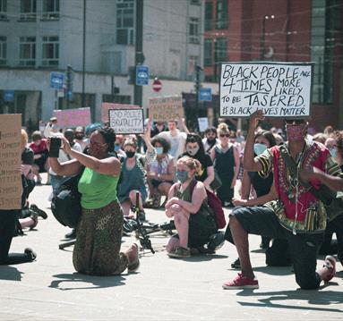 Images of protest: Black Lives Matter