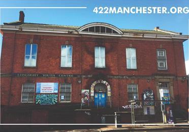 422 Community Hub Exterior