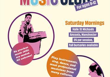 Poster: Saturday Music School