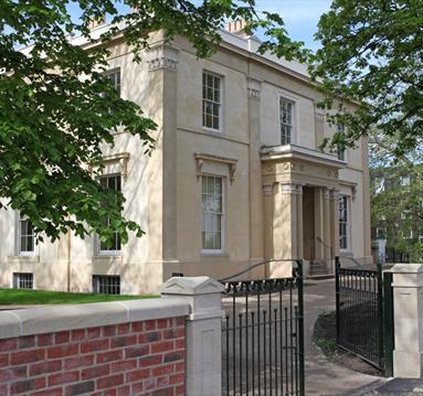 Elisabeth Gaskell's house