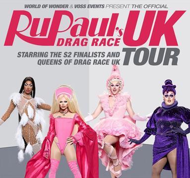 RuPaul's Drag Race UK: The Official Tour