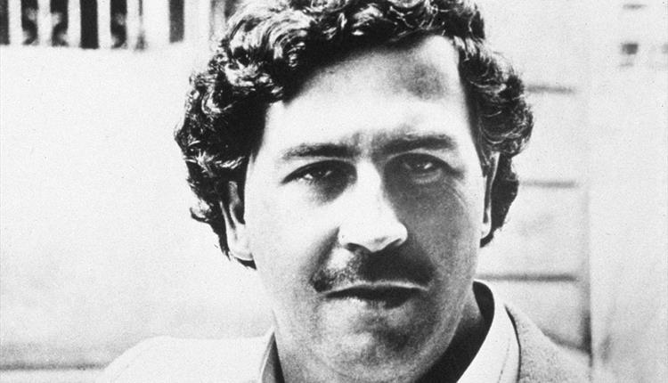 Portrait: Pablo Escobar