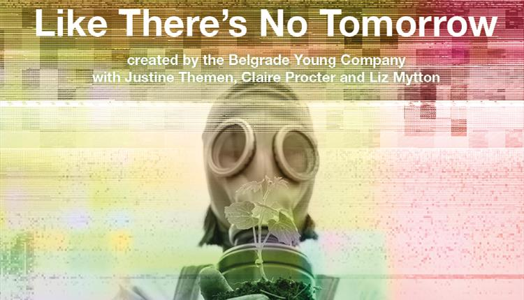 Poster: Like There's no tomorrow, landscape