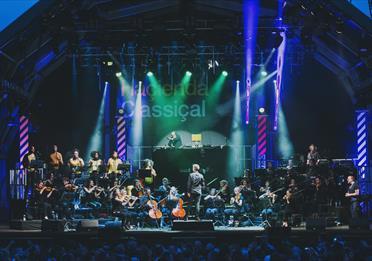 Hacienda Classical concert
