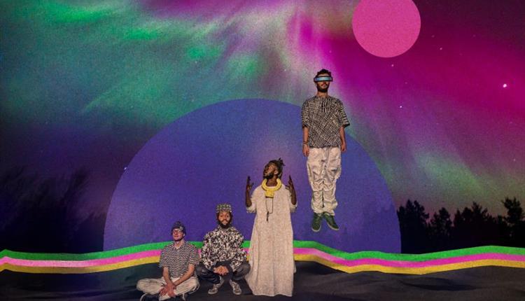 Onipa band poster