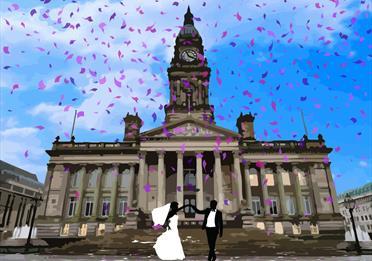 Wedding Fair at Albert Halls