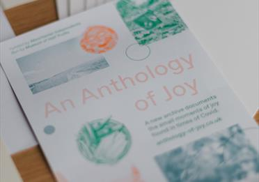 An Anthology of Joy, Presented By Museum of Half Truths