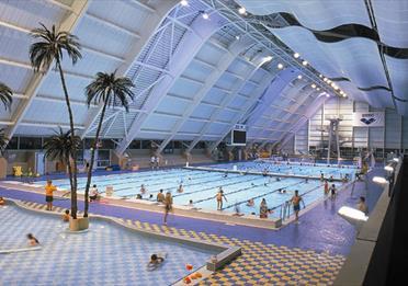 Manchester Aquatics Centre