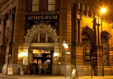 The Athanaeum