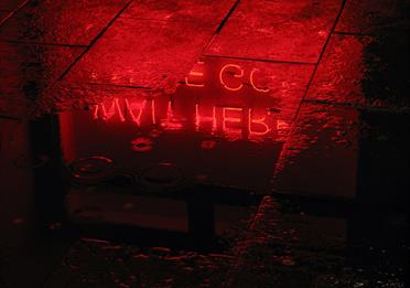 A new commission by Tim Etchells