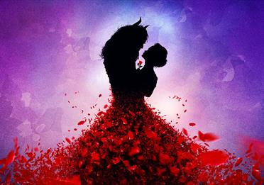 Beauty and the beast at the palace theatre manchester