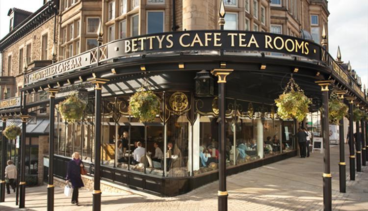 Bettys Tea Room