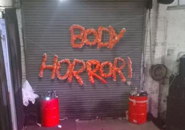 Behind the scenes of Body Horror – creators of Manchester's Meat Market and much more