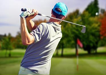 Bowlee Park Golf Driving Range