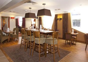 Restaurant at Premier Inn Bury