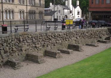 Bury Castle Remains