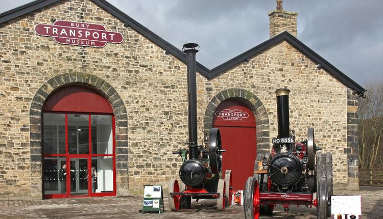 Bury Transport Museum REOPENS 22 MAY 21