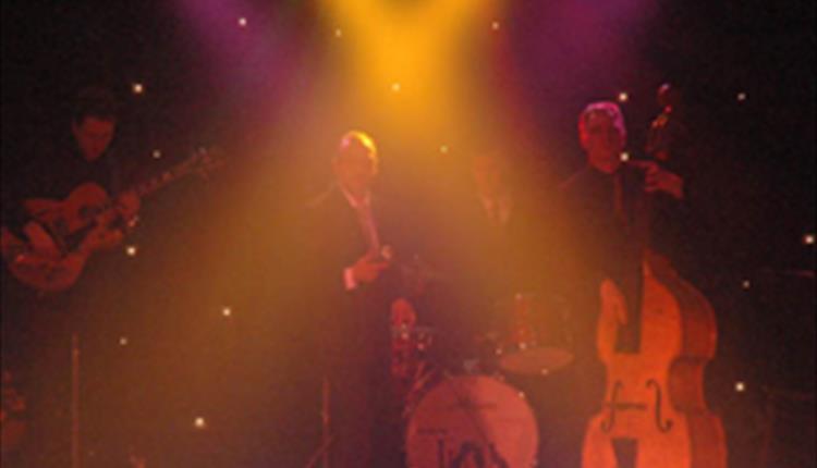 Rat Pack on Stage