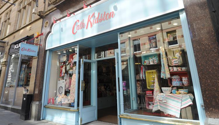The front of Cath Kidston in Manchester.