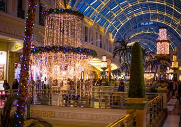 Christmas at the Trafford Centre