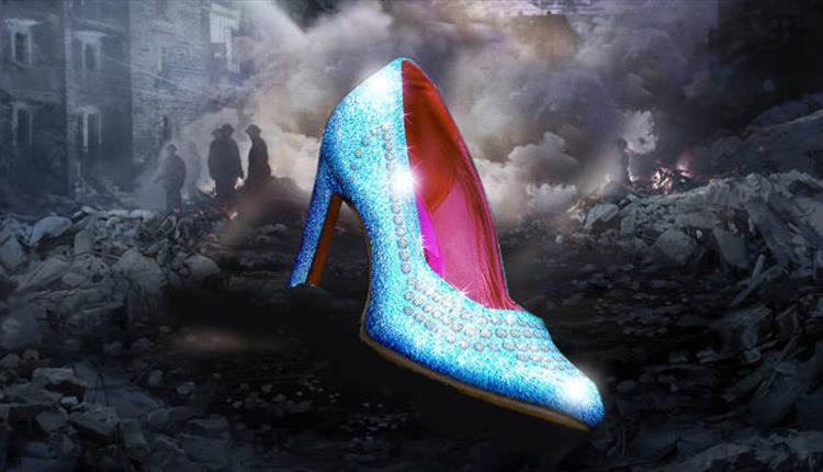 Cinderella at Manchester Opera House