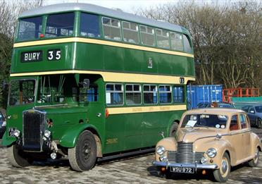 Transport Collectors Fair and Vintage Vehicle Gathering