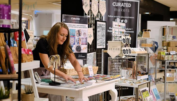 Curated Makers Pop-Up Market