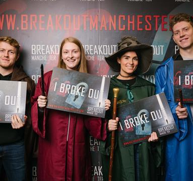 Breakout winners