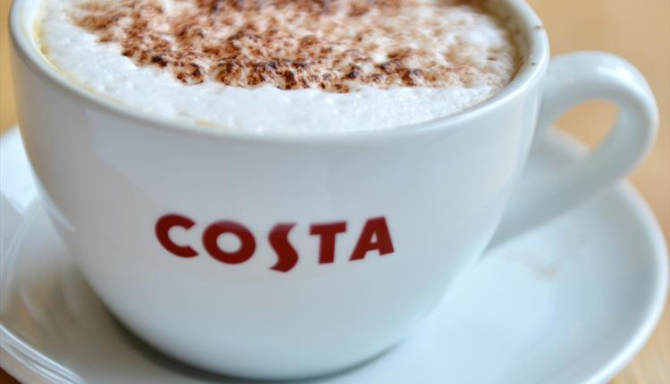 Costa Coffee - Spinningfields