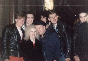 'Pips' Roxy Room was where it all started' – DJ Dave Booth tells us the story of a city's Goth club culture