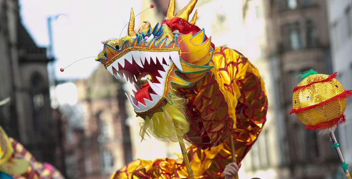 The Dragon Parade