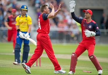 Cricket game