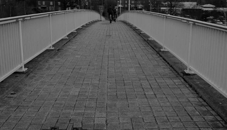 The Epping Walk Bridge