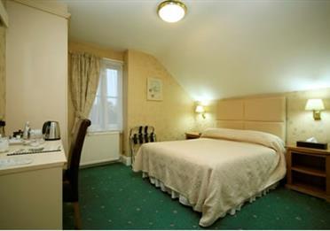 Eskdale Lodge bedroom
