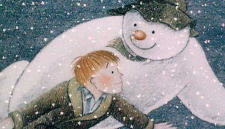 The Snowman & Hairy Maclary