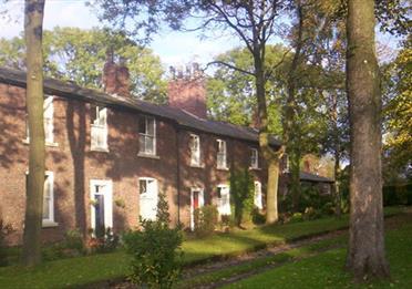 Fairfield Moravian settlement