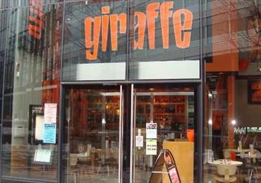 Giraffe - The Trafford Centre