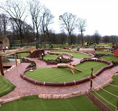 Haigh Woodland Park