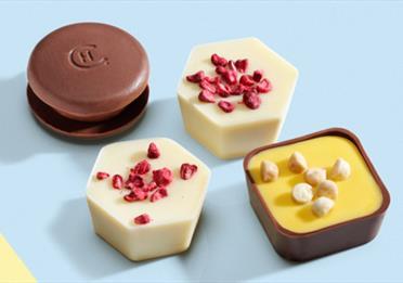 Hotel Chocolat chocolates.