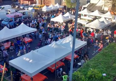 Veg Fest Night Market