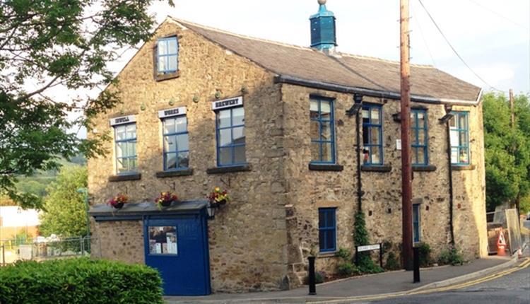 Irwell Works Brewery in Ramsbottom