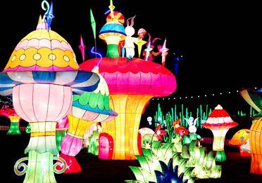 Lightopia fairytale lanterns