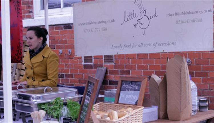 Heaton Moor Producers Market