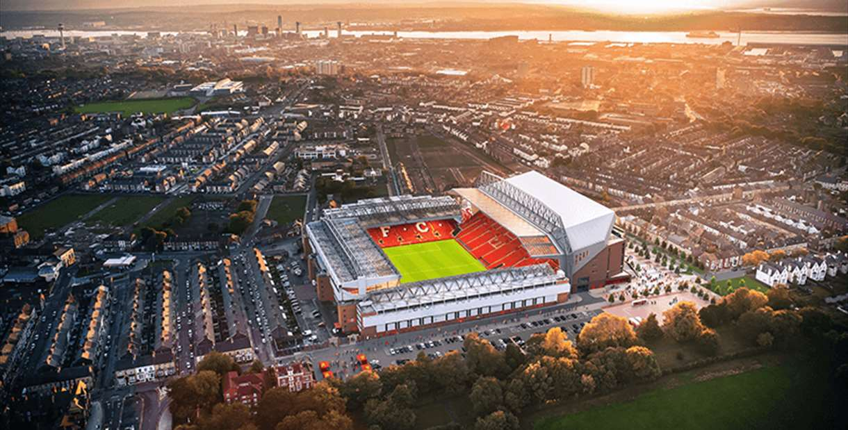 Liverpool Football Club Museum and Tour