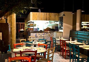 Salvi's Mozzarella Bar and Restaurant