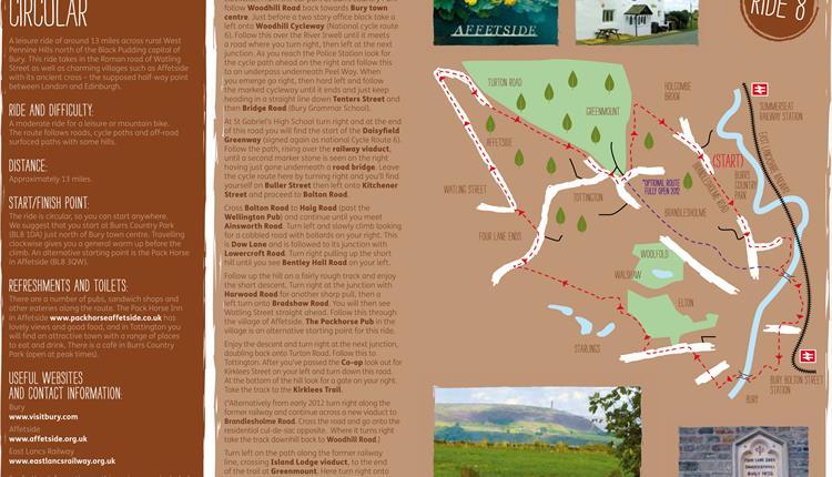 Bury Circular Cycle Route