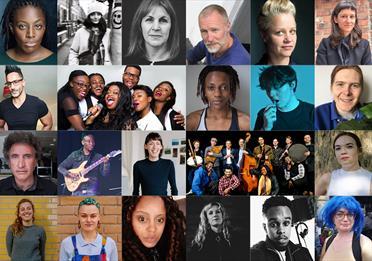 Manchester Independents Artist Mosaic